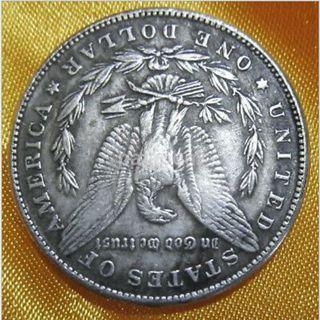 Brilliant United States Morgan Dollar $1 1888 Silver Coin Collection Dollar UK