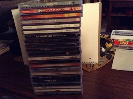 Mega cd auction,  Please Read!!!!!