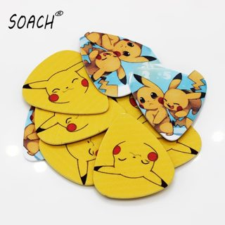 SOACH 10pcs 0.71mm high quality picks DIY design guitar accessories pick guitar picks