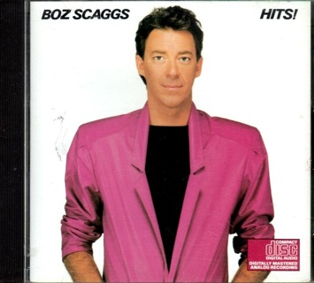 BOZ SCAGGS HITS - CD