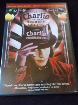 Charlie and the Chocolate Factory book (not this one)