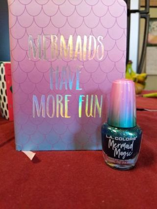 Mermaid fun set