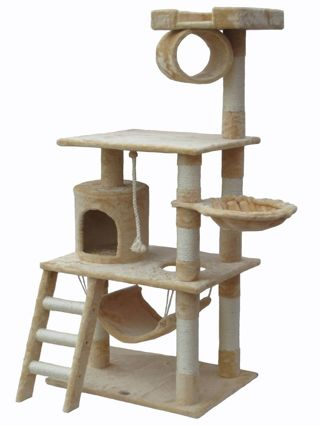 Brand New Cat Condo w/ Scratch Posts