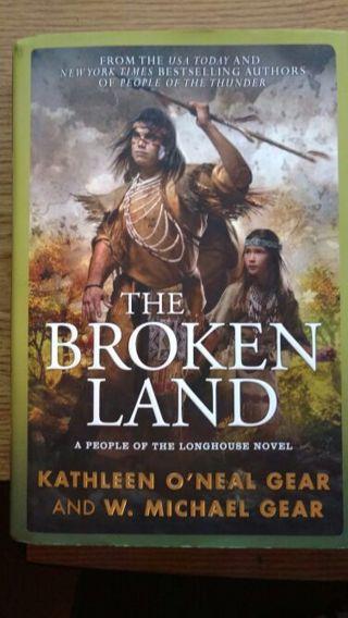 The Broken Land by Kathleen & W. Michael Gear