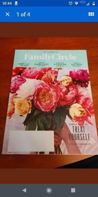 Family Circle Magazine May 2019
