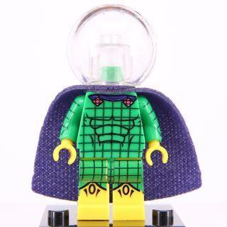 New Mysterio Minifigure Building Toy Custom Lego