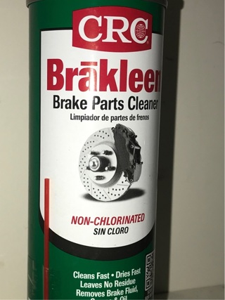Professional brakes pot cleaner