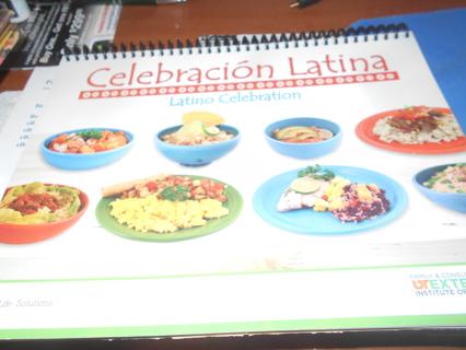 Celebraci/on Latina , Latino Celebration