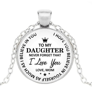 DAUGHTER NECKLACE=Free shipping