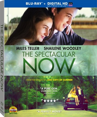 The Spectacular Now (Digital HD Download Code Only) *Miles Teller* *Shailene Woodley* *Brie Larson*