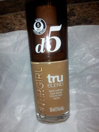 Free: Covergirl Trublend foundation New d5 see color chart