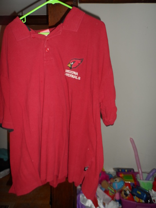 3LX Arizona Cardinals   Polo
