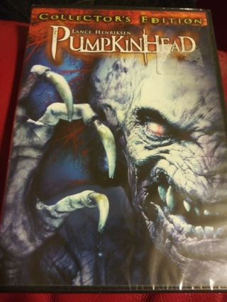 Pumpkinhead DVD Factory sealed