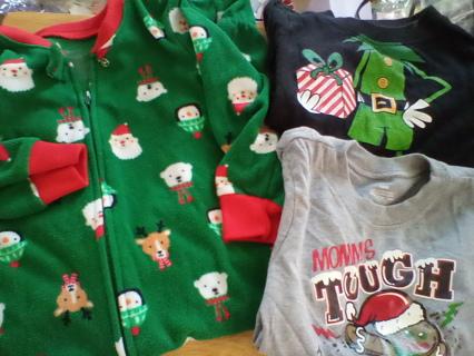 Holiday Clothing Size 18-24M): EUC