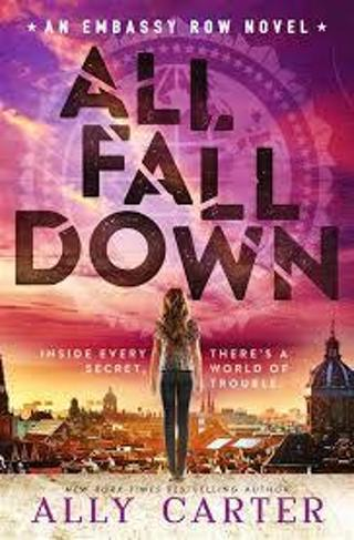 (NEW!) ALL FALL DOWN by Ally Carter (HB/DJ-1st ED) #LLP24jp