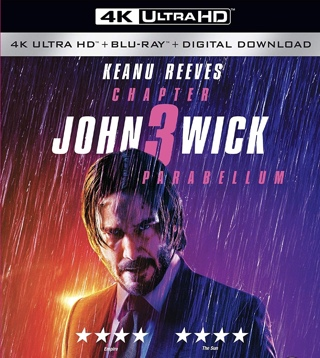 John Wick Chapter 3: Parabellum Digital QR From 4K Set