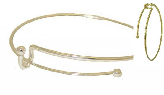 Bracelets expandable wire bangle bracelet NWT