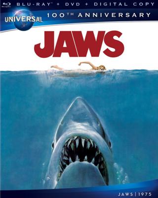 Jaws (Digital HD Download Code Only) *Horror* *Halloween* *Stephen Spielberg**