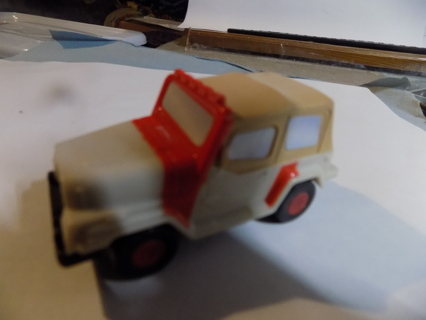 Burger King 2013 Jeep Plastic toy Kids meal