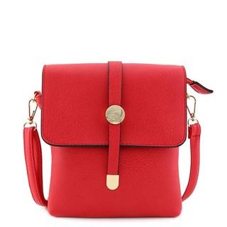 Small Flap Top Crossbody Bag
