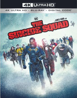 The Suicide Squad 2 Blu-Ray DVD Only - Pre- Order