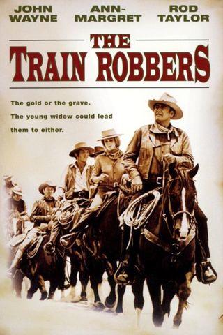 The train robbers 1973 HD MA JOHN WAYNE no relist