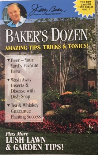Free Jerry Baker S Dozen Amazing Tips Tricks Tonics Booklet