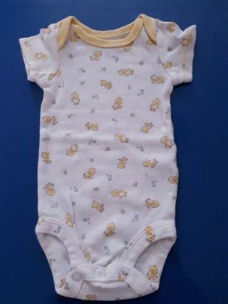 Carter's Duckie Onesie Boy Girl Newborn