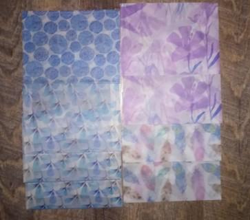 8 Beautiful Vellum Envelopes