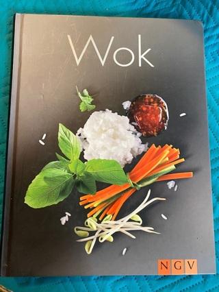 Wok Book (Cooking)