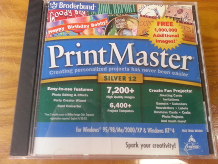 Print Master Silver