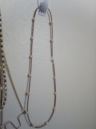 Pearls and spacers beads