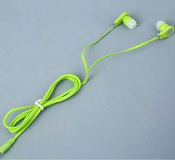 New 3.5mm In-Ear Headset Earbud Earphone Headphone For iPhone iPod Samsung MP3