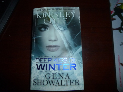 A Deep Kiss of Winter Untouchable / Tempt Me Eternally by Gena Showalter, Kresley Cole