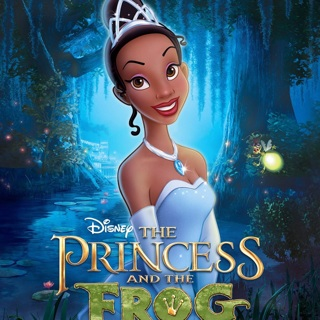 The princess and the frog GooglePlay