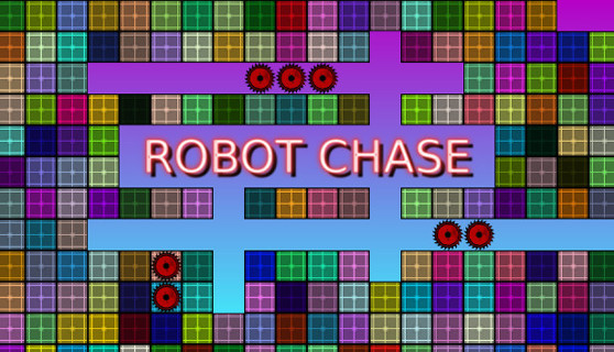 <PC Game> Robot Chase <Steam Key>