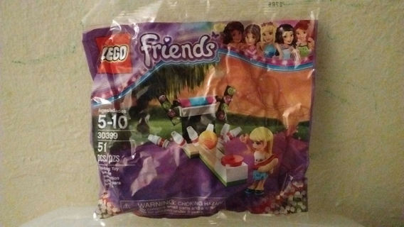 NEW LEGO FRIENDS BOWLING ALLEY PACKAGE SET