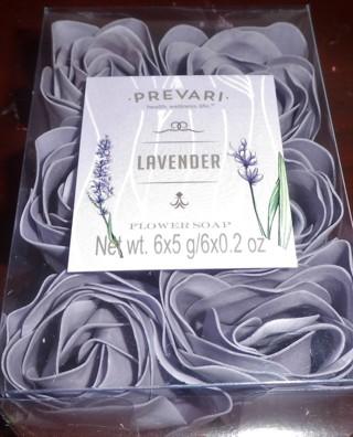 Lavender Flower Soap - New