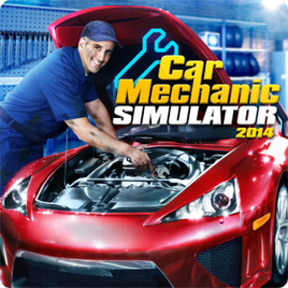 Car Mechanic Simulator 2014 - Steam Key