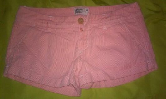 American Eagle Size 3 pink shorts