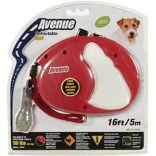 NEW - Avenue Retractable Lead Leash S Great Up to 50lb. Dog