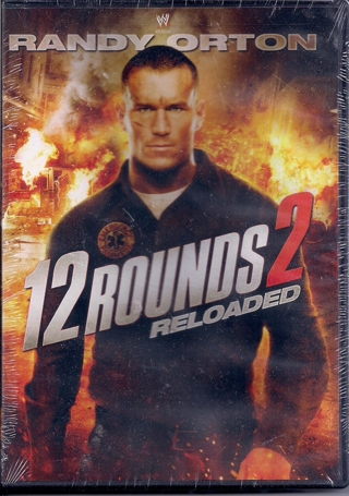 Brand New Never Been Opened WWE Randy Orton 12 Rounds 2 Reloaded DVD