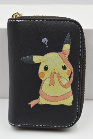 Pikachu Credit Card Wallet  SO CUTE!!