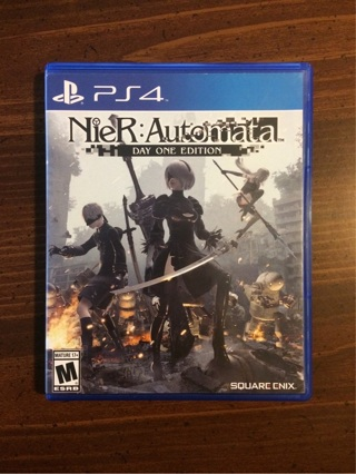 LIKE NEW PS4 NieR: Automata (PlayStation 4)