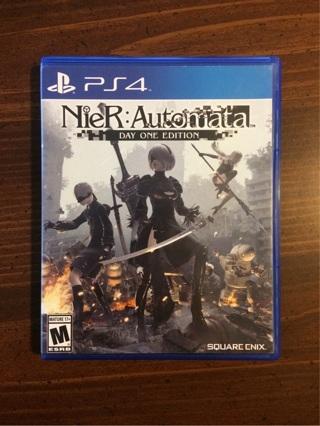 LIKE NEW PS4 NieR: Automata (PlayStation 4)