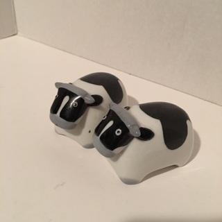Cow Salt & Pepper Shakers