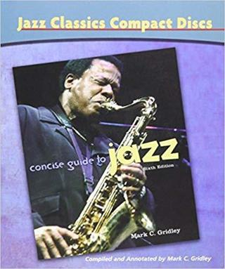 Jazz Classics CDs for Concise Guide to Jazz (CD-ROMS) College Music Class Book