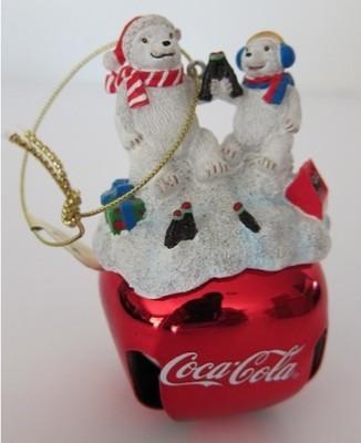 Free danbury mint coca cola christmas polar bears jingle for Michaels crafts danbury ct