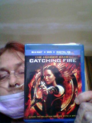 The Hunger Games: Catching fire... Digital. expires 3/17/15