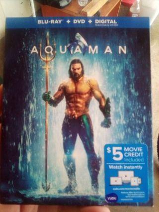 Aquaman digital code